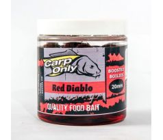Carp Only Dipovaný Boilies 250ml - Red Diablo