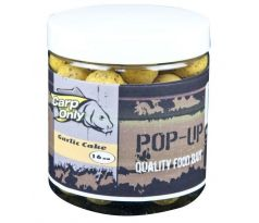 Carp Only Boilies Pop-Up - Garlic