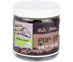 Carp Only Boilies Pop-Up - Halibut & Crab