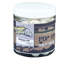 Carp Only Boilies Pop-Up - White Fish Pellet