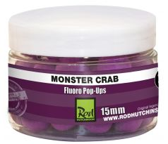 Rod Hutchinson Fluoro Pop-up - Monster Crab with Shellfish Sense Appeal