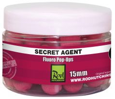 Rod Hutchinson Fluoro Pop-up - Secret Agent with Liver Liquid