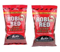 Dynamite Baits Pellets - Robin Red NOT DRILLED 900g
