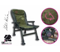 LK Baits Křesílko Camo Arm Chair