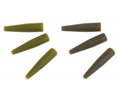 Carp Spirit Lead Clip Tail Rubber 10ks
