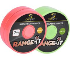 Carp Spirit Range It Ainline Marker 7m Orange