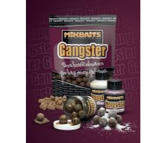 Mikbaits Boilie Gangster G4 Squid & Octopus 2x2,5kg + Booster 250ml Zdarma