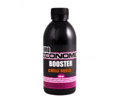LK Baits Booster 250ml - Chilli Squid