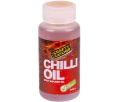 Tekuty posilovač Chilli olej Crafty Catcher 250ml - Chilli Oil