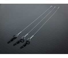Gemini Ronnie Rig Tidy Booms 30lb 18 cm - 3ks