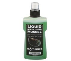 Bait-Tech Tekutá esence Green Lipped Mussel 250ml - VÝPRODEJ !!!