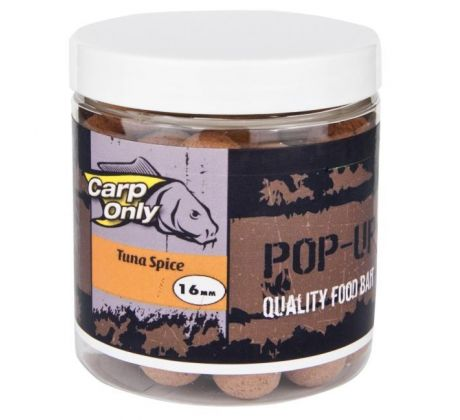 Carp Only Boilies Pop-Up - Tuna Spice - VÝPRODEJ !!!
