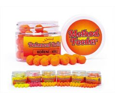 Sportcarp Method Feeder Balanced Boilies 50ml 10mm Spicy Krill