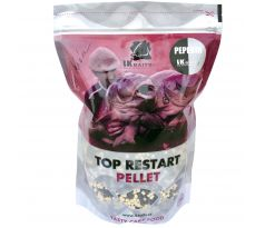 LK Baits Top ReStart Pellets Peperin 1kg