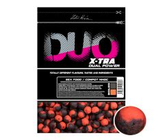 LK Baits DUO X-Tra Boilies Sea Food/Compot NHDC