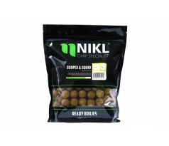 Nikl Boilies Ready - Scopex & Squid