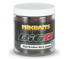 Mikbaits BiG balance 250ml - BigB Broskev Black pepper