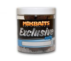Mikbaits Boilies v soli Exclusive Salty - BugS / 16mm - VÝPRODEJ !!!