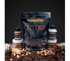 Mikbaits Boilies BiG - BigC Cheeseburger