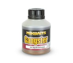 Mikbaits Gangster BOOSTER 250ml - G4 Squid & Octopus