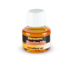 Mikbaits Feeder dip 50ml - Smradlavý sýr