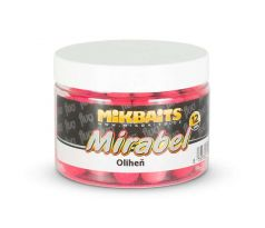 Mikbaits Boilies Mirabel Fluo 12mm 150ml - Oliheň