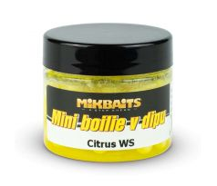 Mikbaits Mini boilie v dipu 50ml - Citrus WS