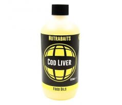 Nutrabaits Cod Liver oil 500ml