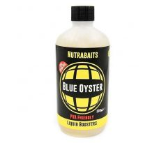 Nutrabaits tekuté boostery 500ml - Blue Oyster
