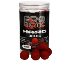 Starbaits Tvrdé boilie Hard Boilies Pro RED ONE 200g