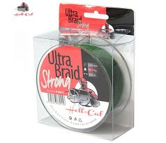 Hell-Cat Ultra Braid Strong 0,60mm, 54,50kg 200m