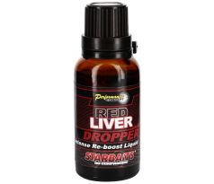 StarBaits Dropper Ochucovadlo 30ml - RED LIVER