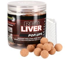 StarBaits Red Liver - Boilie plovoucí