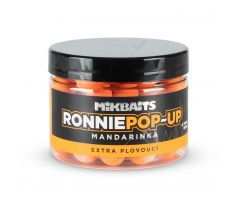 Mikbaits Ronnie pop-up 150ml - Mandarinka 14mm