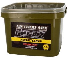 STARBAITS Method Mix Feedz Sweetcorn 1,7kg