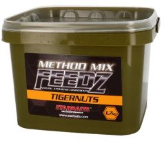 STARBAITS Method Mix Feedz Tigernuts 1,7kg